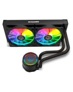 Kit de Refrigeración NOX Hummer RGB Negro 0