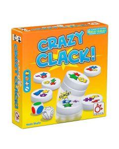 Juego de Mesa Mercurio Crazy Clack! (ES) 0