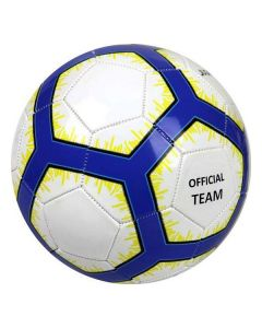 Balón de Fútbol Official Team 350 gr 0