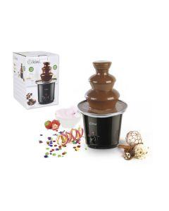 Fuente de Chocolate Kiwi KG-5806 200 g 90W Negro