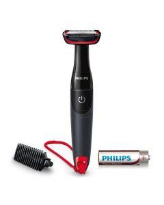 Afeitadora Eléctrica Philips BG105/15 Bodygroom 0,5 mm Negro Rojo 0