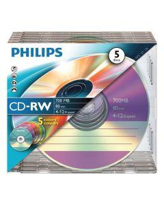 CD-R Philips CW7D2CC05/00 700 MB 80 min (Reacondicionado A+) 0