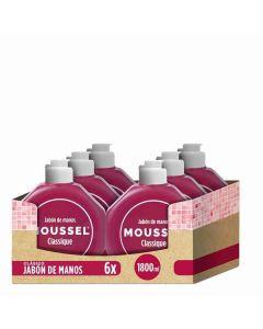 Jabón de Manos Moussel (6 x 300 ml) (Reacondicionado A+) 0