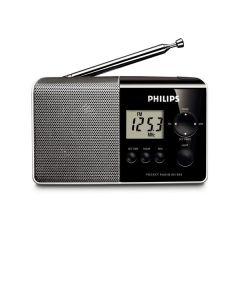 Radio Portátil Digital Philips AE1850/00 MW/FM Negro 0