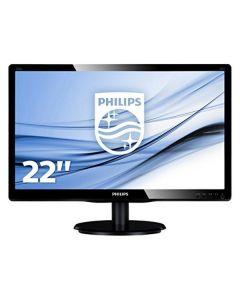 "Philips 223V5LSB2 Monitor 21.5"" Led 16:9 5ms Slim 0"