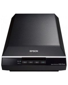 Escáner Portátil Epson Perfection V550 Photo B11B210302 6.400 ppp 3,4 Dmax A4 USB 2.0 B 0