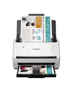 Escáner Doble Cara Epson WorkForce DS-570W 600 dpi WIFI LAN Blanco