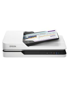Escáner Epson WorkForce DS-1630 LED 300 dpi LAN Blanco