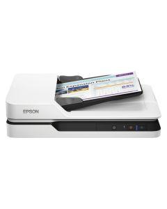 Escáner Epson WorkForce DS-1630 LED 300 dpi LAN Blanco 0