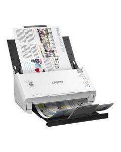Escáner Doble Cara Epson WorkForce DS-410 600 dpi USB 2.0 Blanco