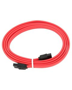 Cable SATA GEMBIRD CC-SATA-DATA-XL 600 Mbps (1 m) Rojo