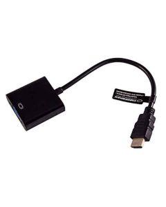 Adaptador HDMI a VGA GEMBIRD A-HDMI-VGA-03 1080 px 60 Hz 0