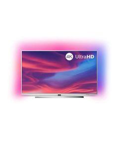 "Smart TV Philips 50PUS7354 50"" 4K Ultra HD LED WiFi Ambilight Plateado 0"