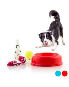 Set de Juguetes para Perros 4 Piezas