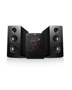 Cadena de Música LG CM2760 Bluetooth 160W Negro
