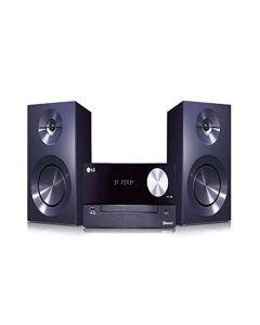 Microcadena de Música LG CM2460 100W USB/Bluetooth TV Sound Sync MP3/CD/WMA 0