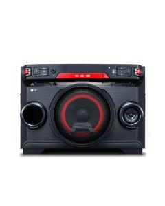 Microcadena de Música LG OK45 220W Bluetooth Negro Rojo 0