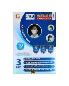 Mascarilla de Protección Respiratoria Vina Garment Khang Khuan Talla L (10 uds) 0