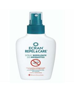 Repelente de mosquitos Ecran Repel & Care Blanco 100 ml (Reacondicionado A+) 0