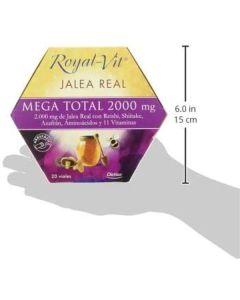 Suplementos y vitaminas Jalea Real 20 g (Reacondicionado A+) 0