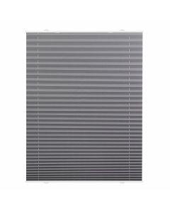 Estor plisado Basic Home Con Ventosas (130 x 80 cm) (Reacondicionado B) 0