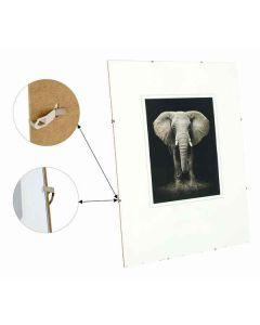 Portafotos Clip Sin marco (61 x 91,5 cm) (Reacondicionado D) 0