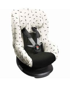 Funda de asiento Infantil Universal 9 - 18 kg Blanco/Gris (Reacondicionado A+) 0