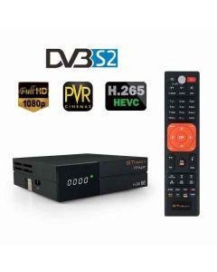 Receptor Digital TV Full HD WiFi (22.6 x 16.2 x 6.4 cm) (Reacondicionado B) 0