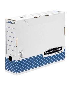 Caja archivo definitivo banker's box a3 100 mm. azul (0023601) 0