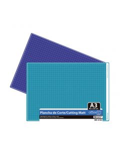 Plancha corte o. box a1 900x600 mm. (0101) 0