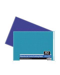 Plancha corte o. box a4 300x220 mm. (0104) 0