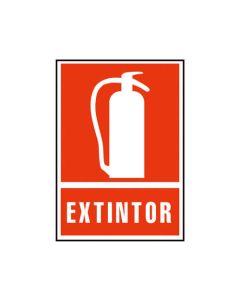 Placa señalizacion a. 2000 extintor 210x297 mm. (01c6171-01rj) 0