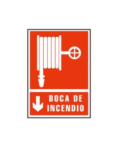 Placa señalizacion a. 2000 boca de incendio 210x297 mm. (01c6171-03rj) 0