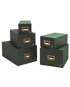 Fichero liderpapel carton 500 fichas 160x220 mm. (03597) 0