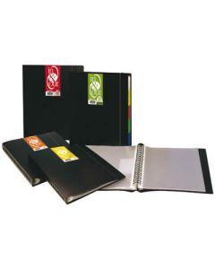 Carpeta grafoplas 50 fundas c/indice extraibles a4 negro (039405010) 0