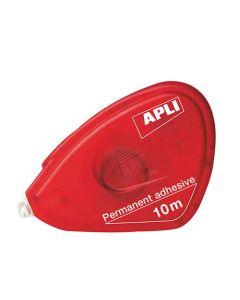 Cinta apli adhesiva permanente 10 mts. (11037) 0