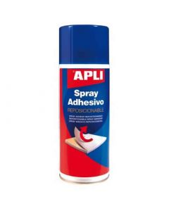 Spray apli adhesivo reposicionable 400 ml. (12088) 0