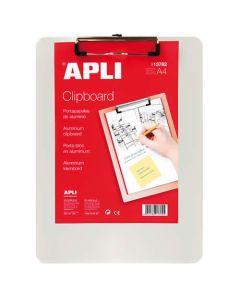 Clipboard apli aluminio a4 (13782) 0