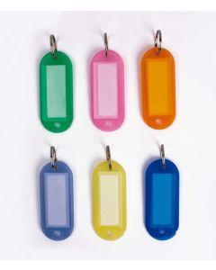 Llaveros apli color translucido surtidos (17134) 0
