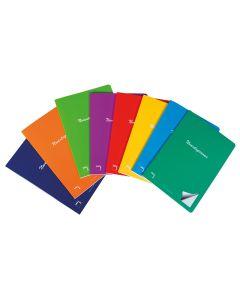 Libreta pacsa noventagramos grapadas 4º 48 hojas cdla. papel extra blanco 90 grs. (20090) 0