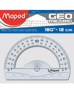 Transportador maped 180º geometric (242180) 0