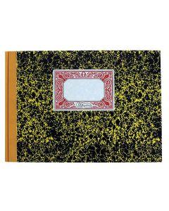 Libro cartone miquelrius ctas. ctes. apaisado 4º 100 hojas paginado (3086) 0