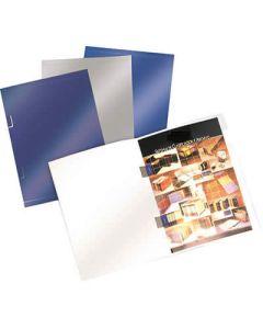 Subcarpeta gio cubre grapas a4 plastif. 275 grs. azul (400042268) 0