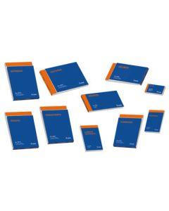 Talonario notas de entrega dohe triplicado 50 juegos 14,4x21 cm. (50092t) 0