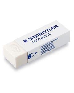 Goma borrar staedtler raso plast para lapiz (526 b20) 0