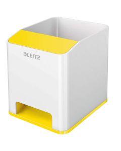 Cubilete leitz wow dual amarillo/blanco (53631016) 0