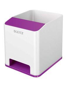 Cubilete leitz wow dual violeta/blanco (53631062) 0