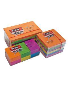 Taco de notas fixo pack de 12 tacos 100 hojas 38x51 mm. neon (65005380) 0
