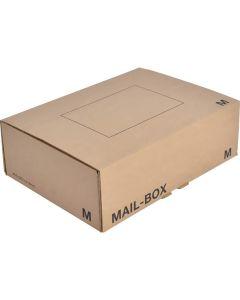 Cajas para envios fellowes extra resistentes tamaño m (7374501) 0
