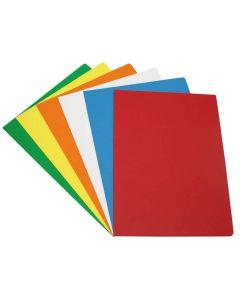 Subcarpeta grafoplas a4 240 grs. col. rojo paquete 10 uds. (77051) 0